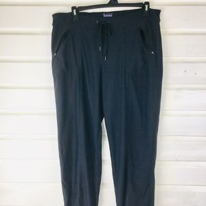 Pants - Tek Gear yoga/) track/jogger/biker pants xl